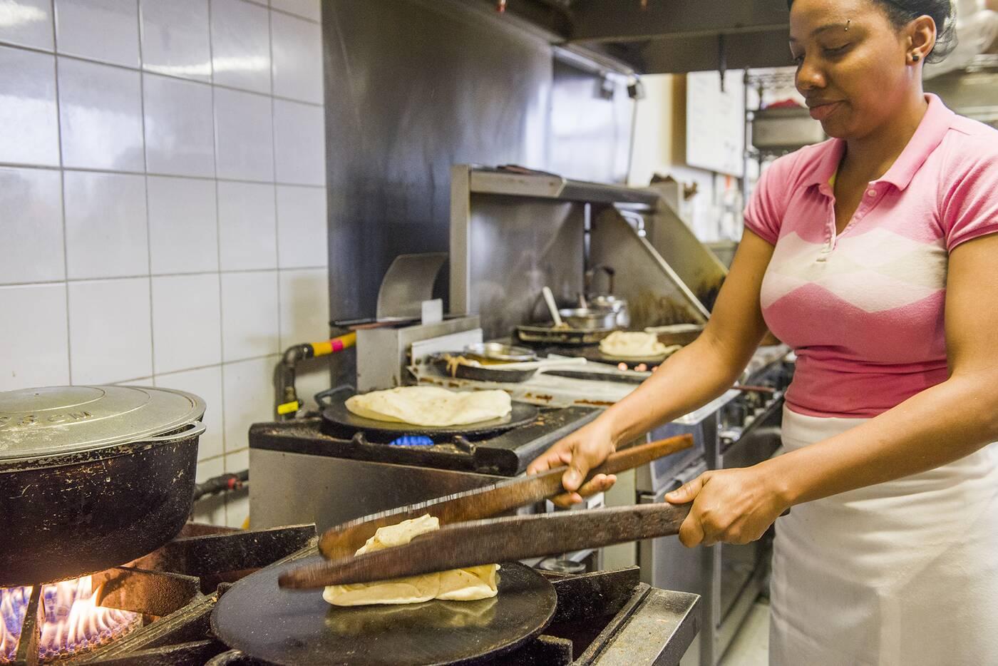 Monas Roti toronto