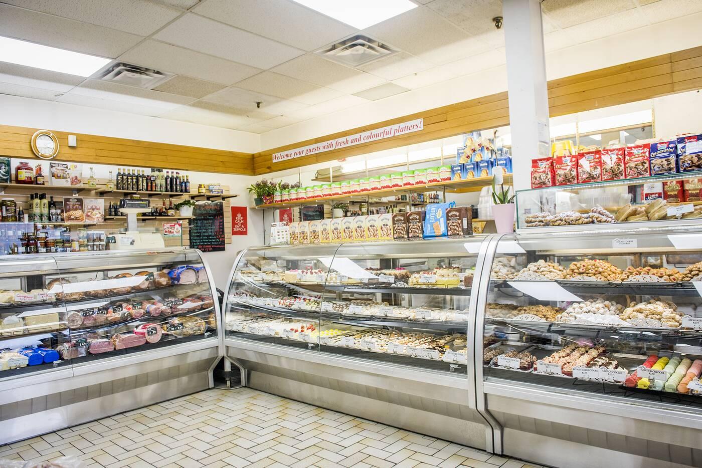 Agincourt Bakery Toronto