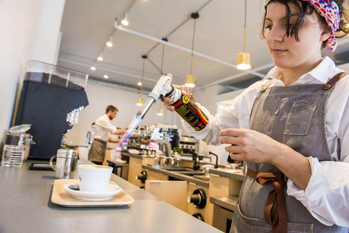 quantum coffee