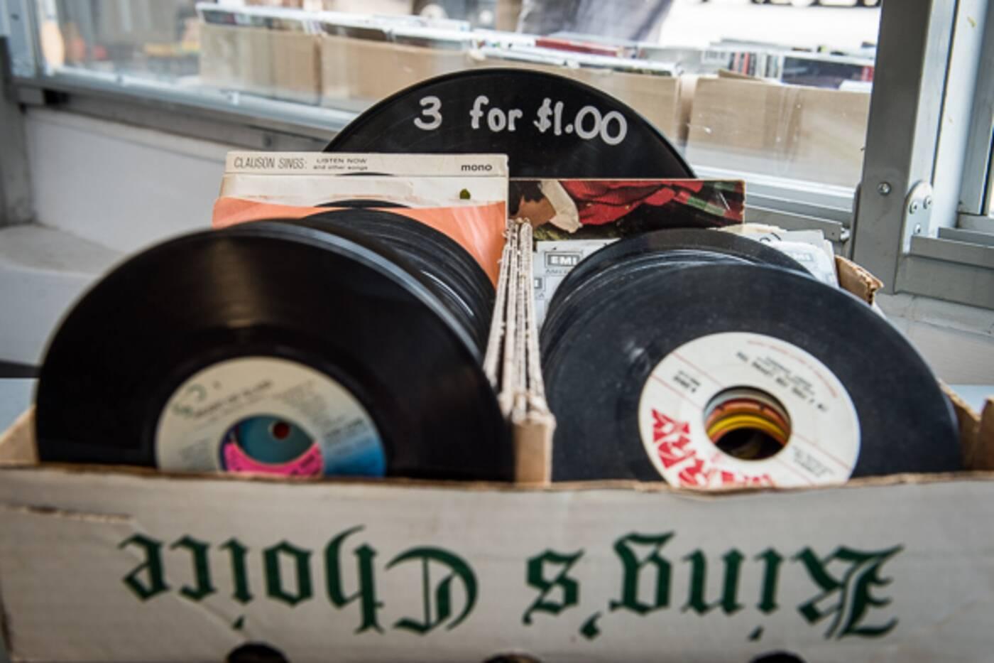 top record stores toronto