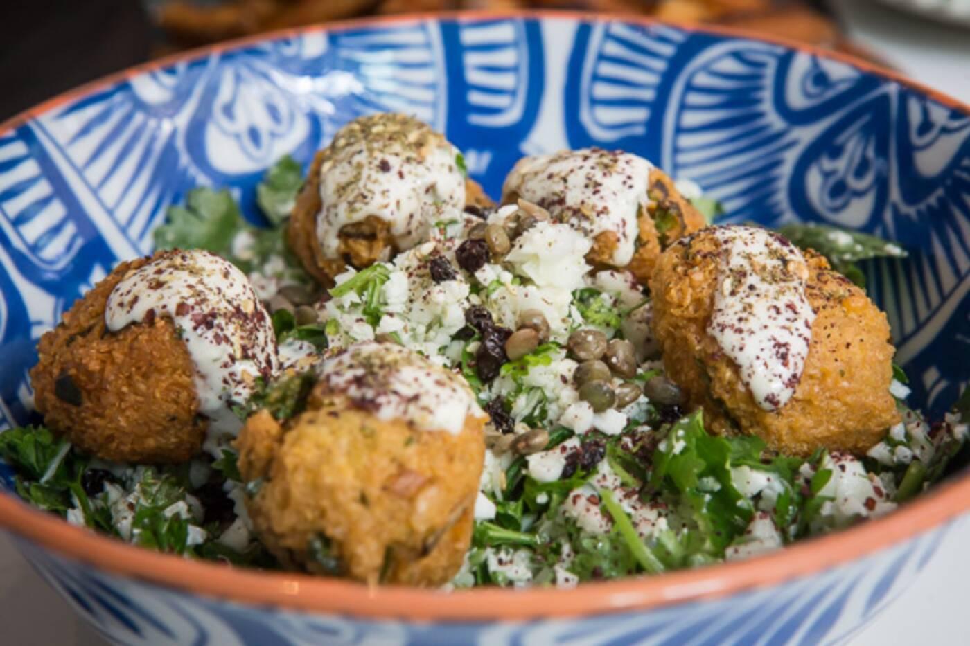 top vegetarian restaurants toronto