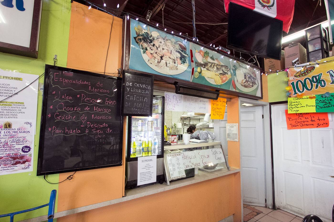plaza latina toronto