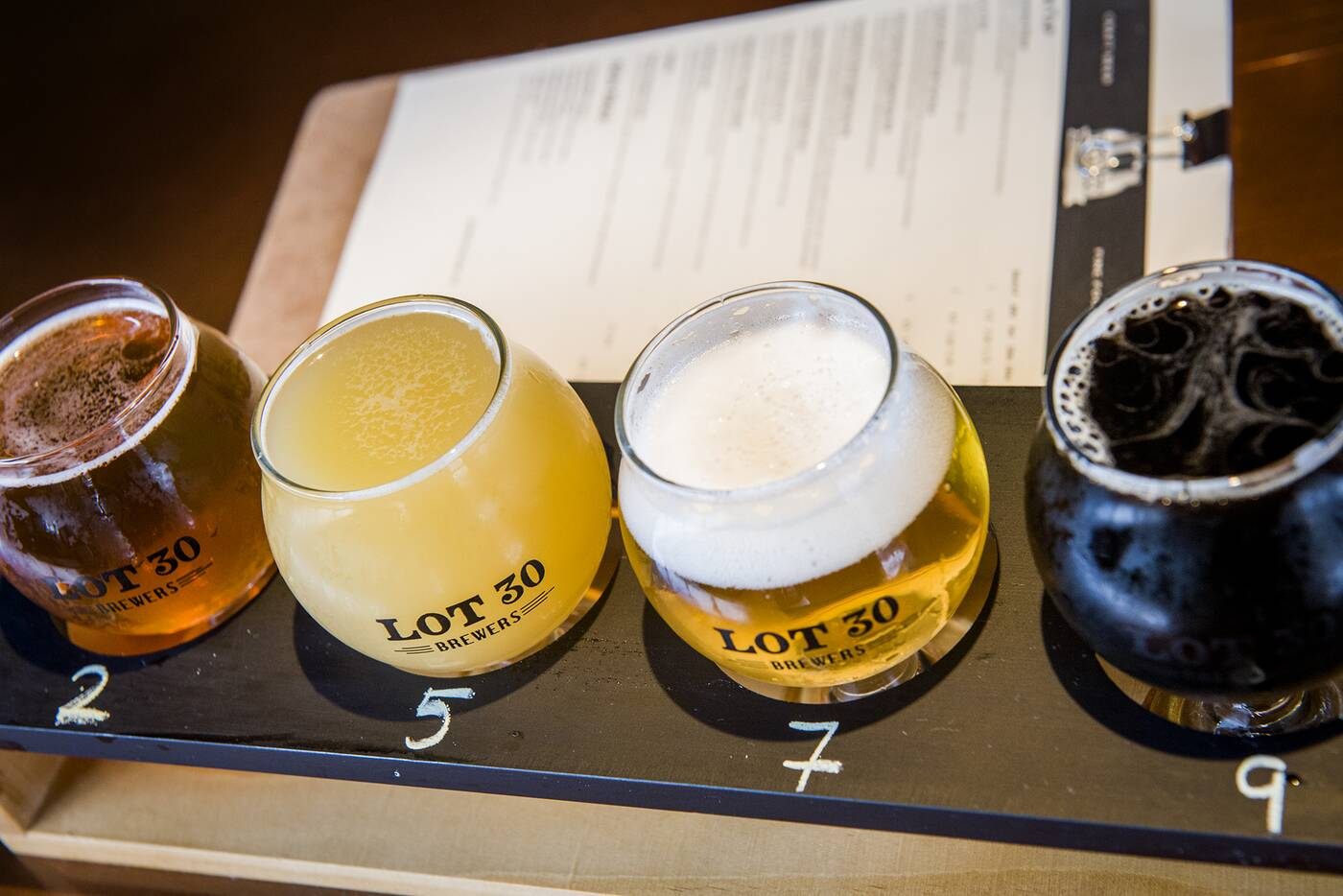 Lot 30 Brewers Toronto