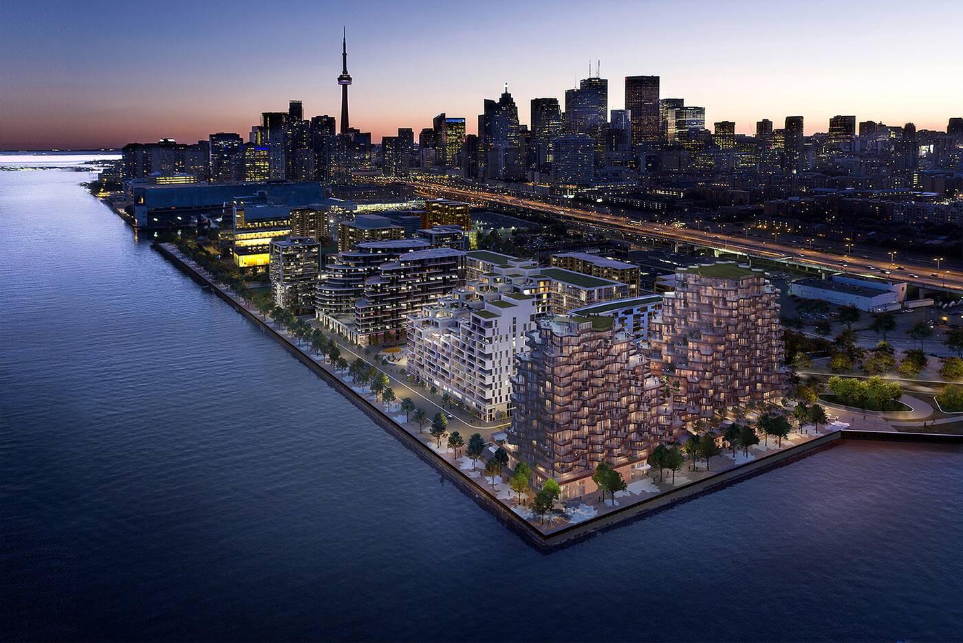 Aqualuna Toronto Bayside