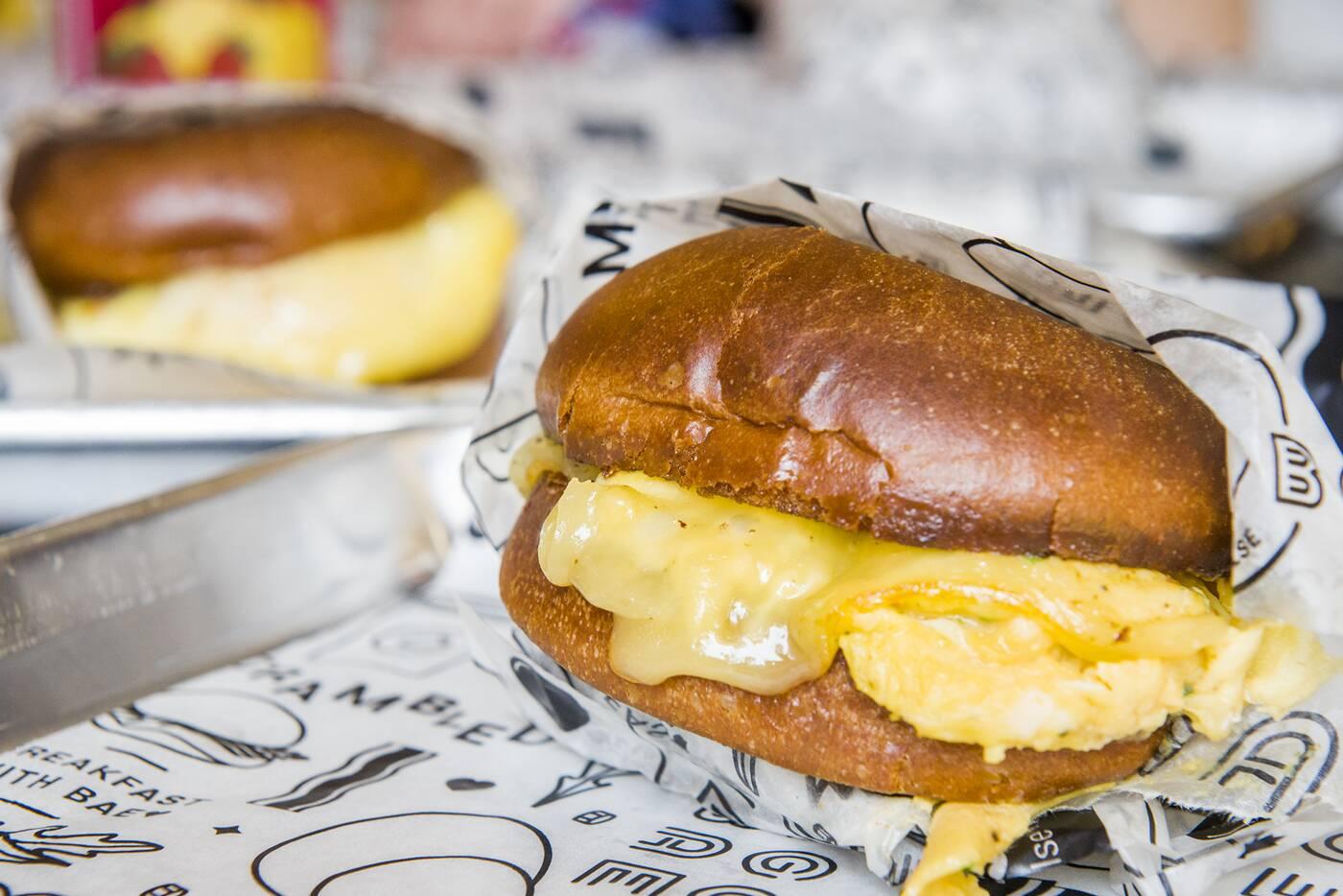 Egg Bae Toronto