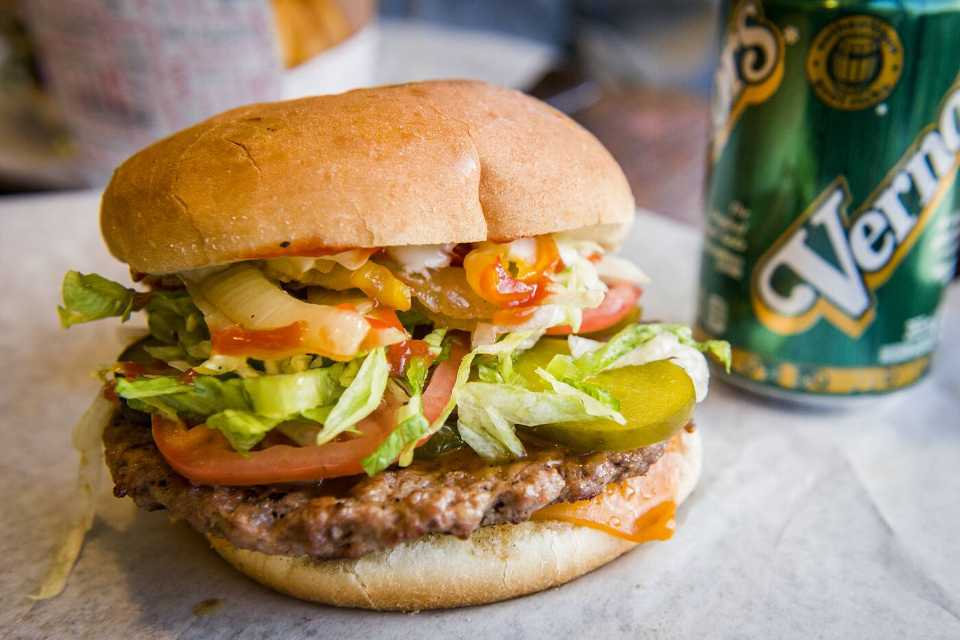 Burger Shack Toronto