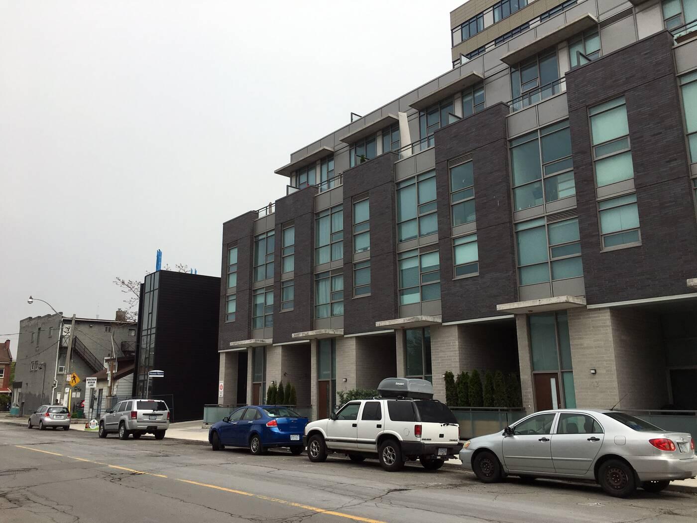 Carnaby lofts Toronto