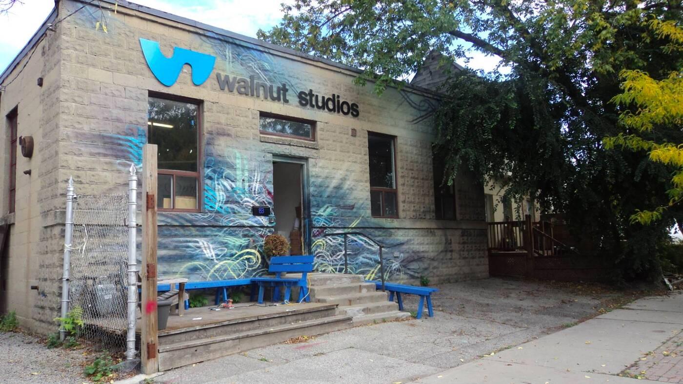 Walnut Studios fire