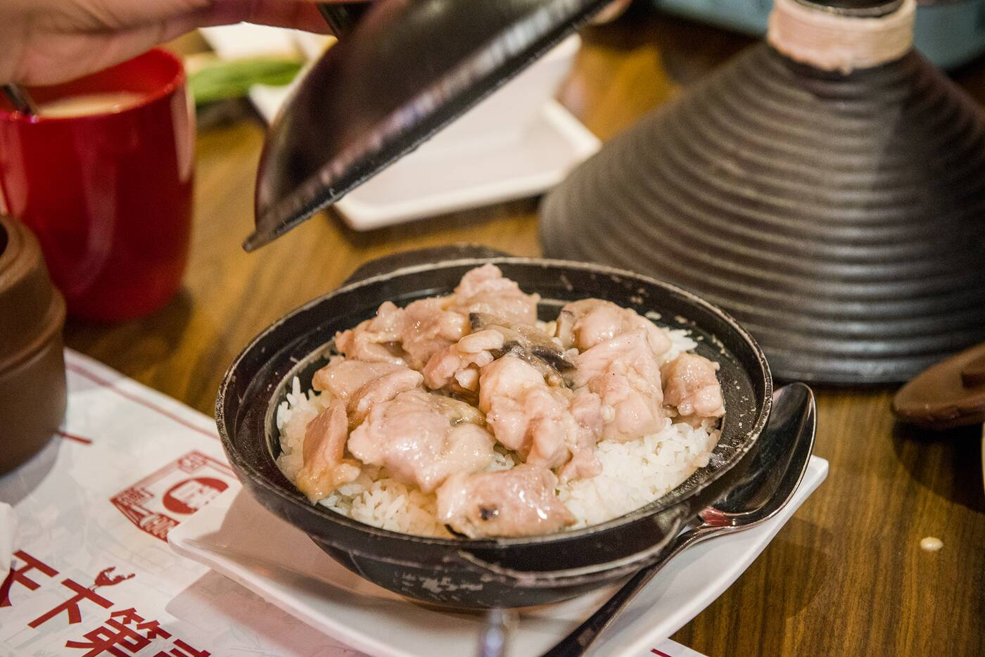 GoGo Chicken Pot Toronto