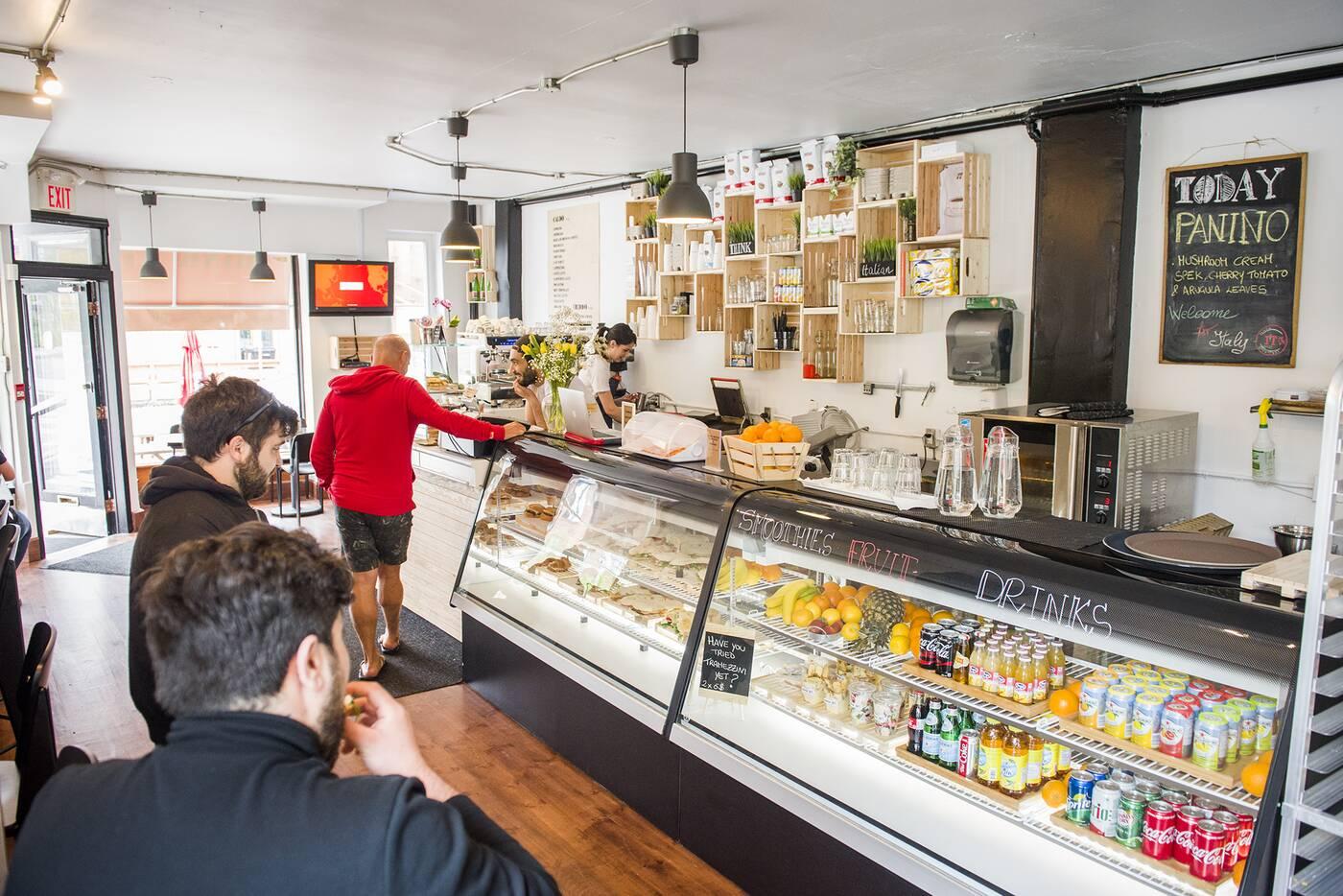 Think It Cafe Toronto