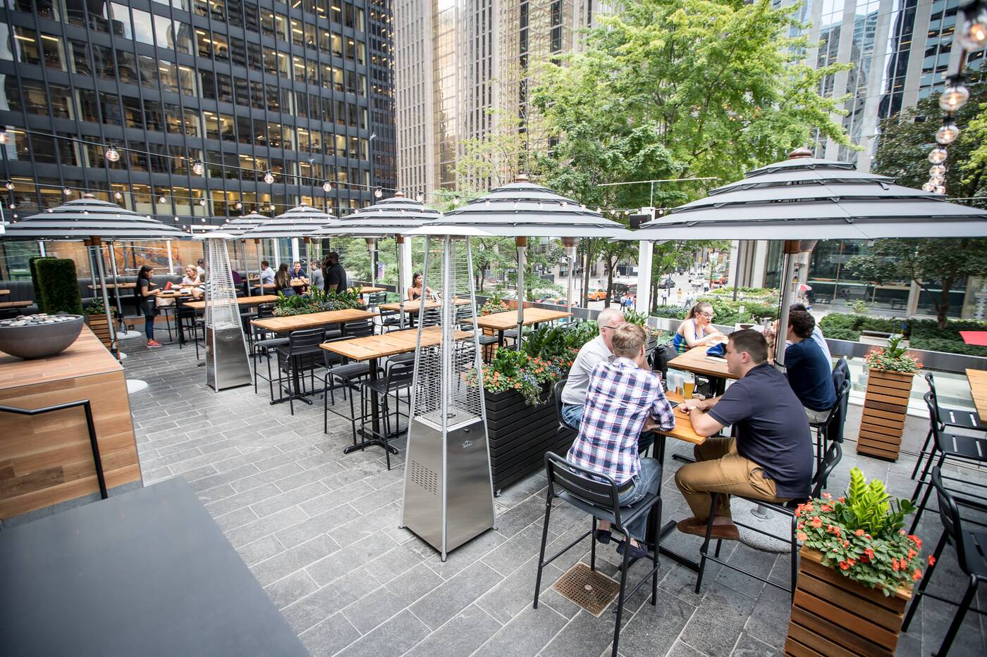 The Top 10 Patios In The Financial District