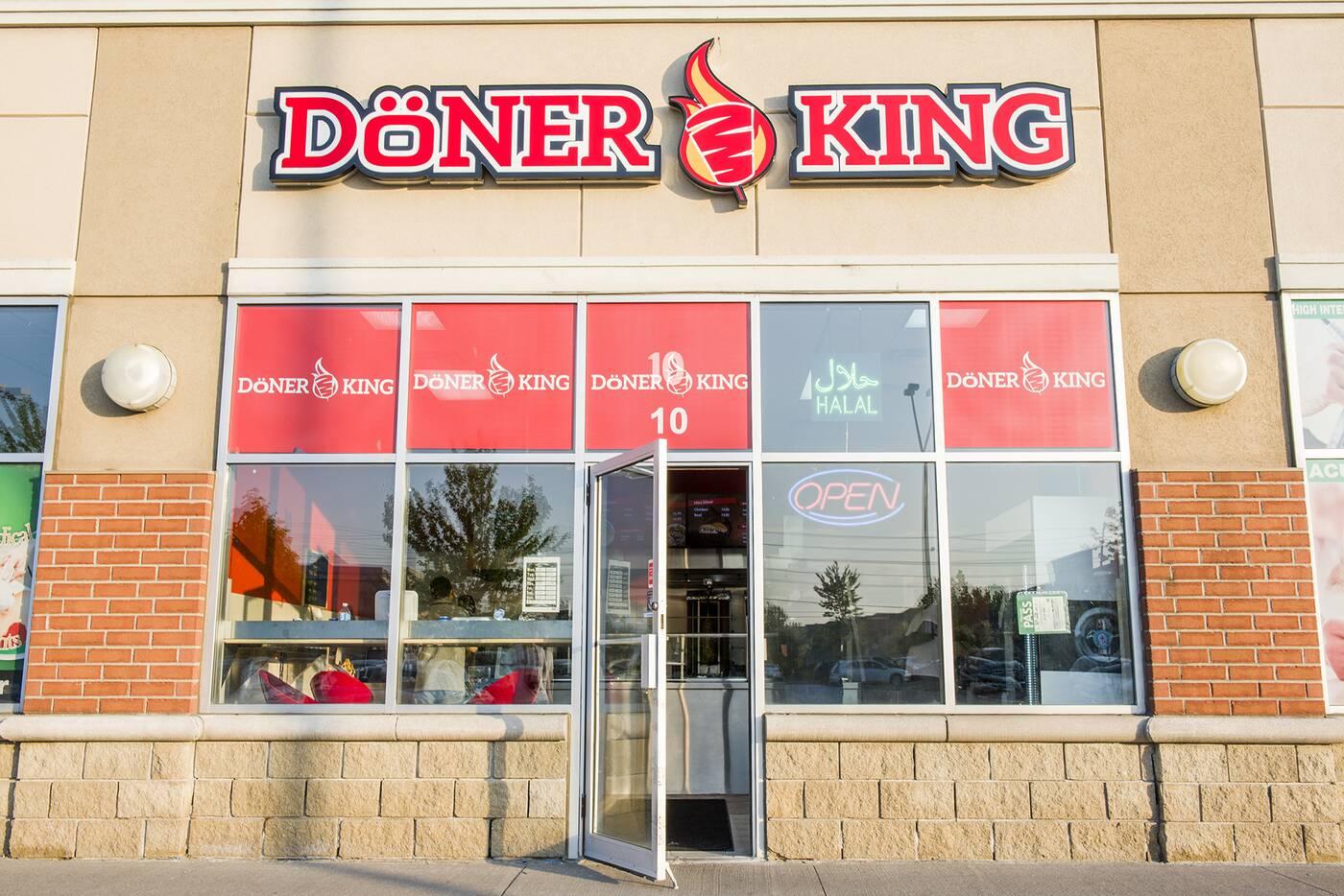 Doner King Toronto