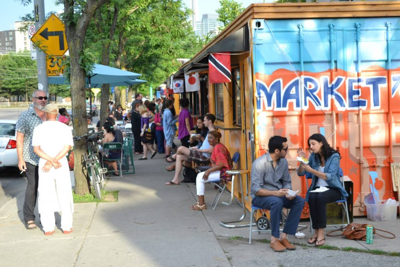 Sidewalk Labs market
