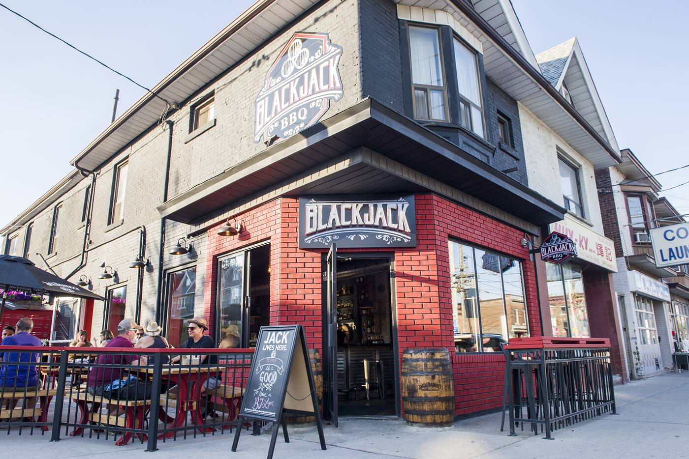 Blackjack BBQ Toronto