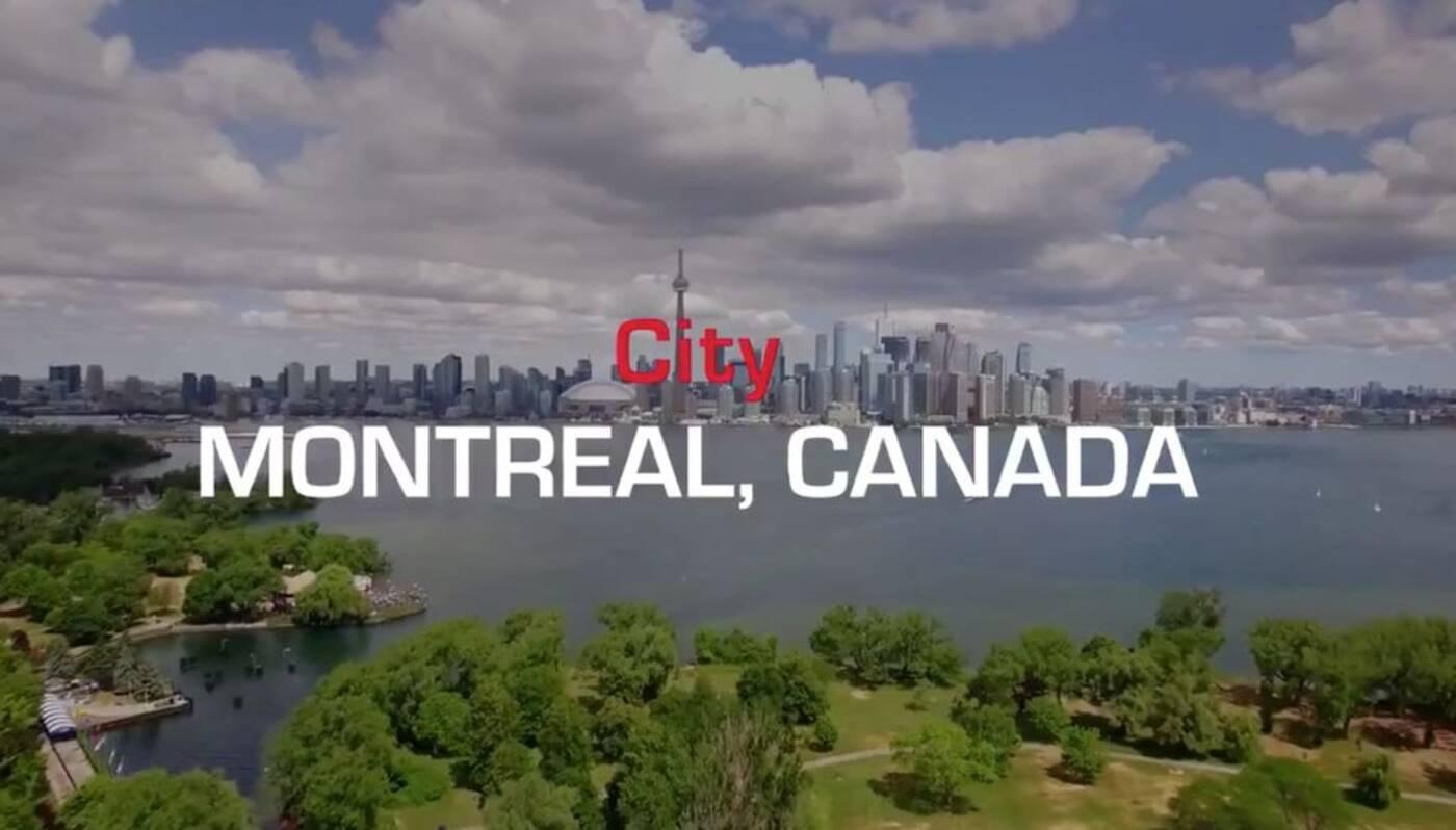 Ferarri Montreal Toronto
