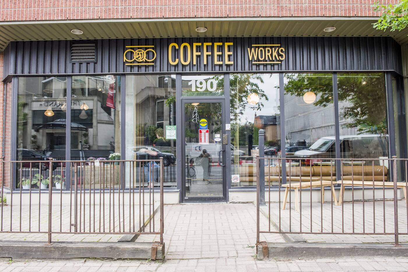 Pop Coffee Works Toronto