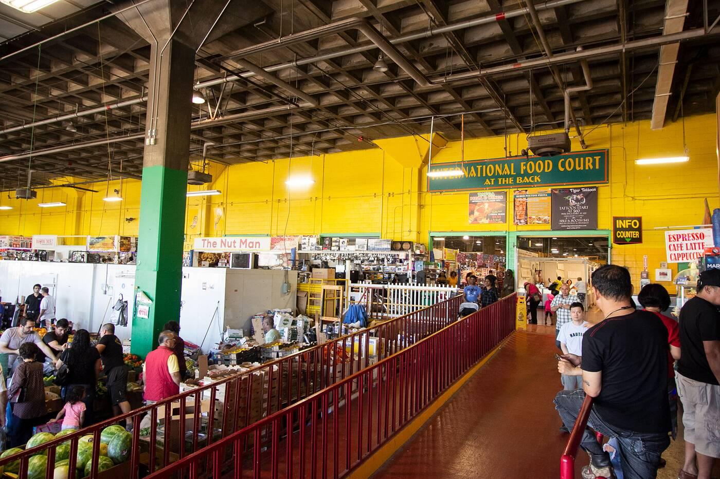 downsview park merchants market toronto