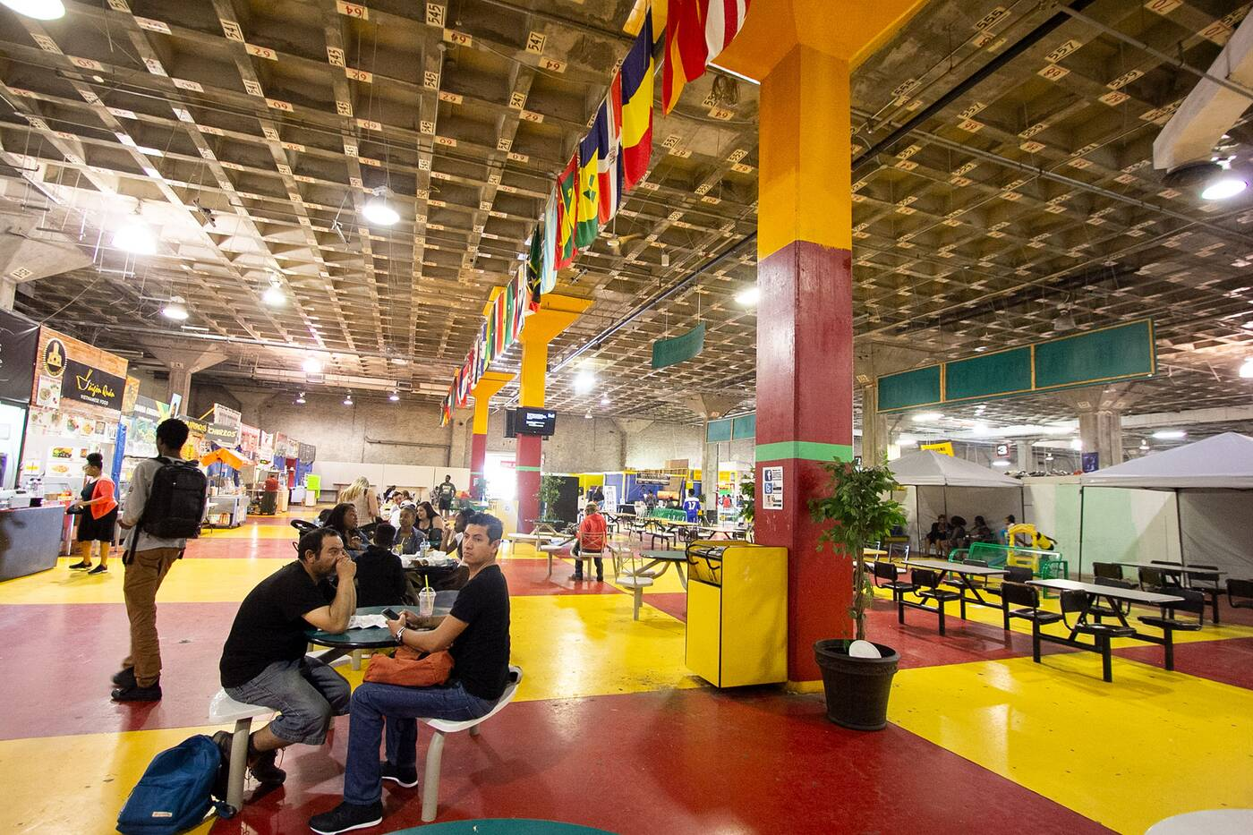 downsview park merchants market food court toronto