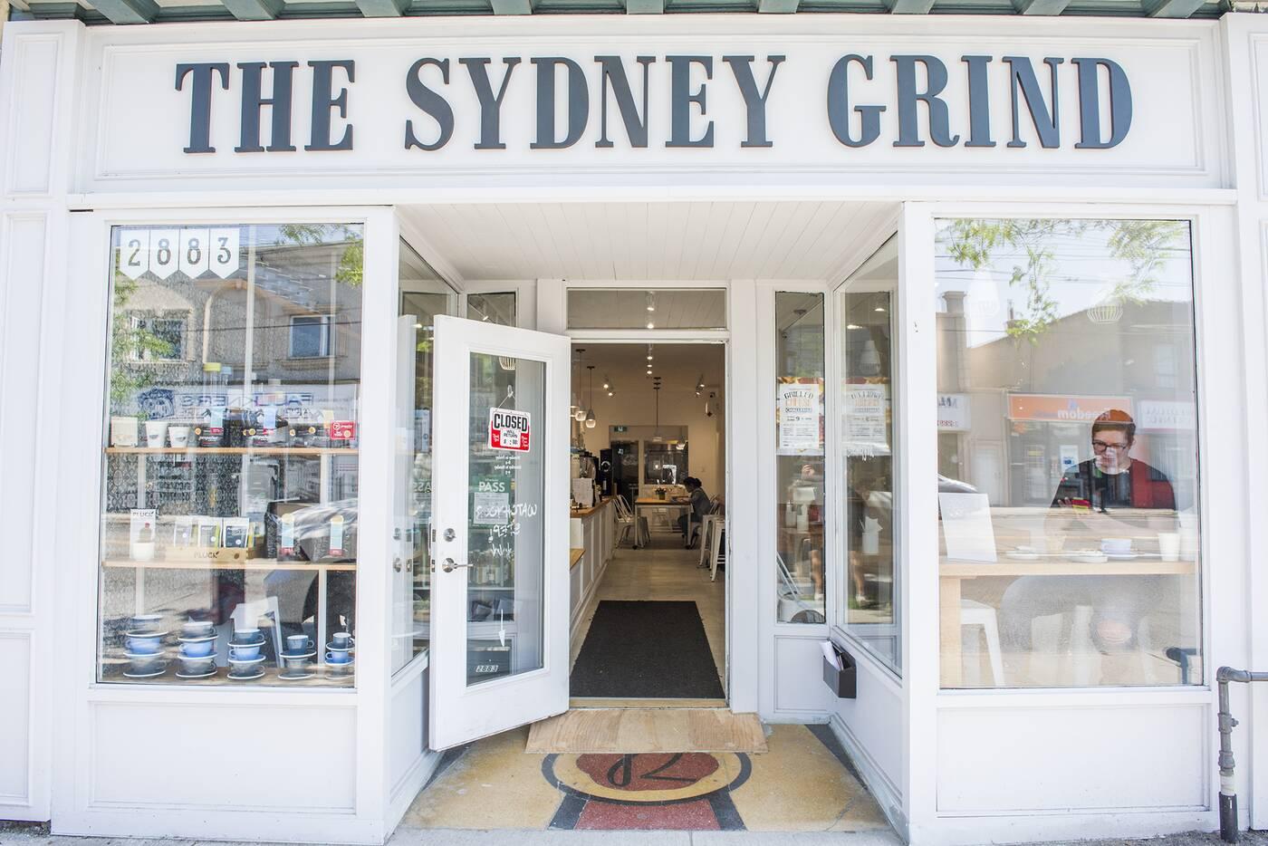 Sydney Grind Toronto