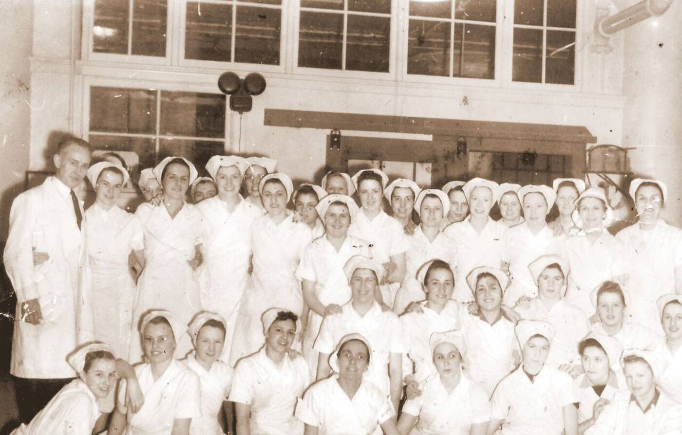 Wrigley factory workers