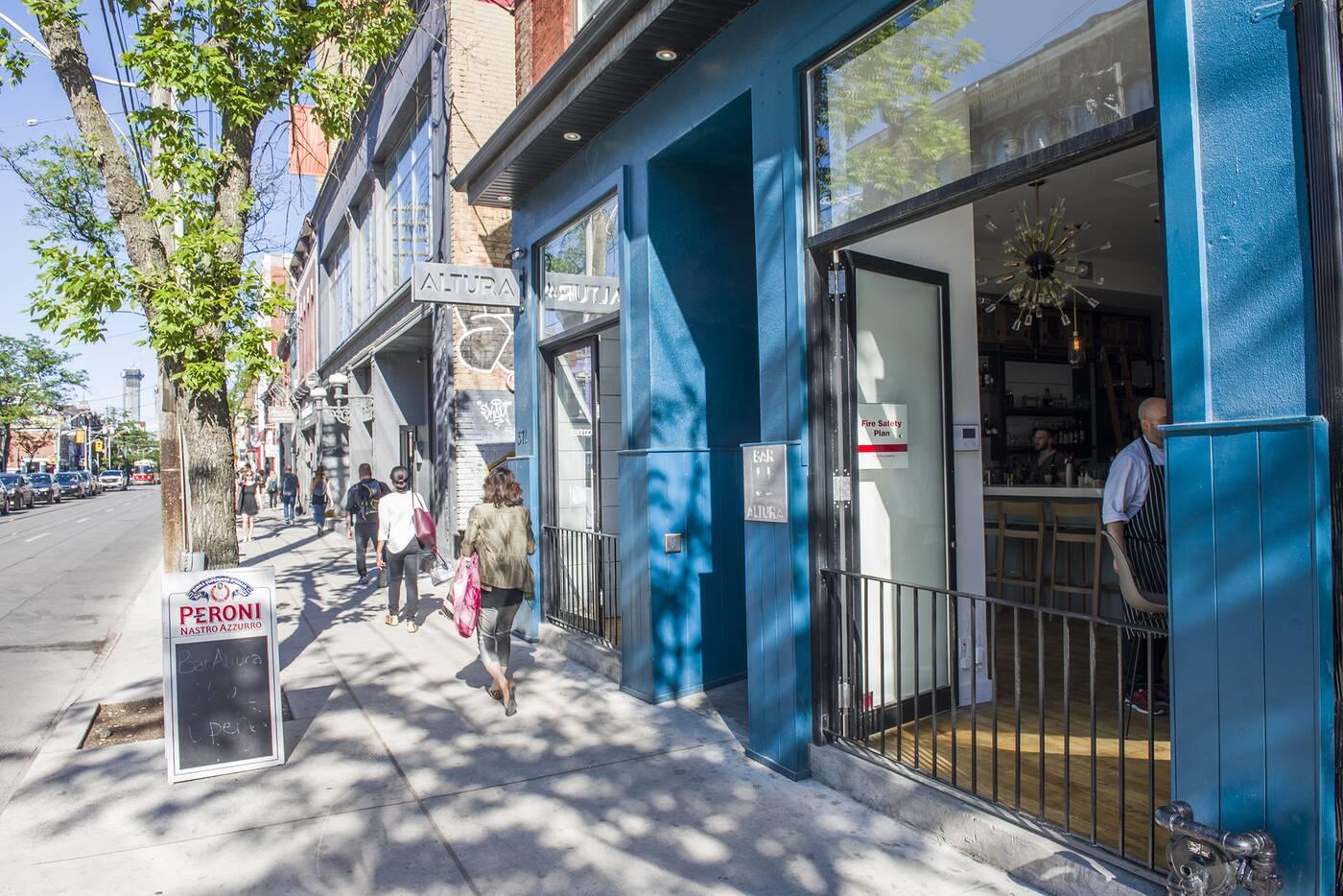 Bar Altura Toronto
