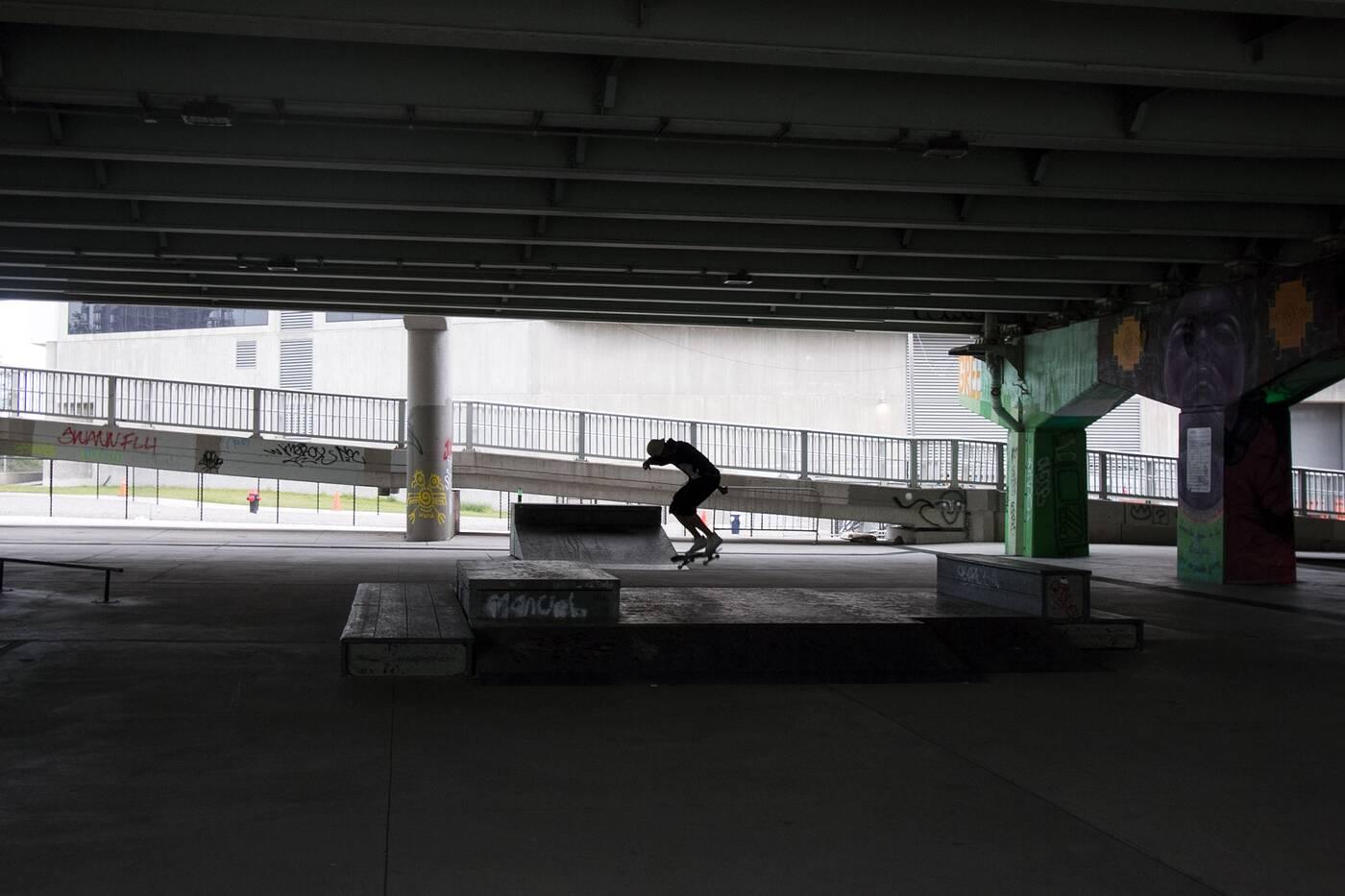 underpass park toronto