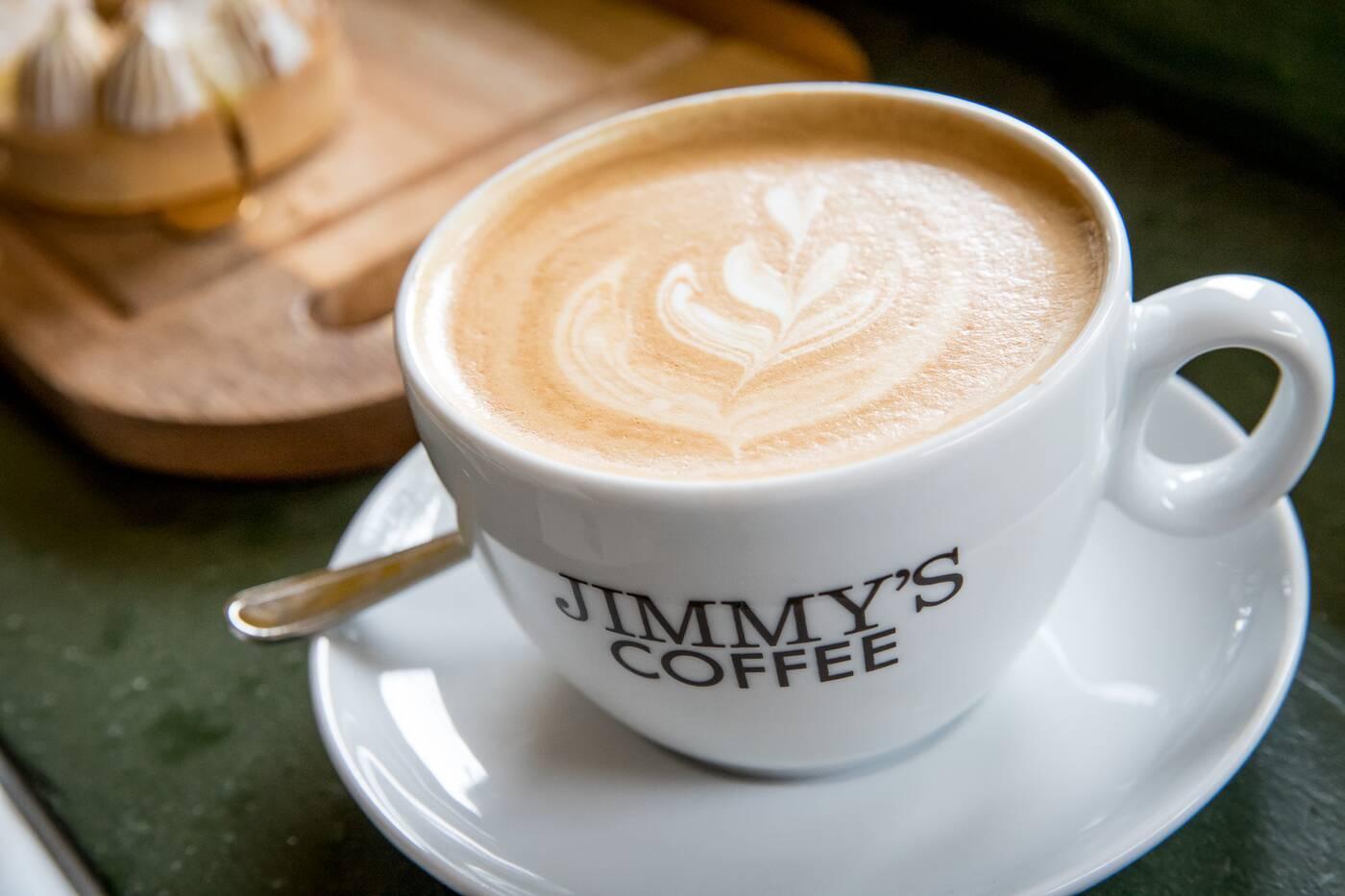 Jimmys 100 Toronto