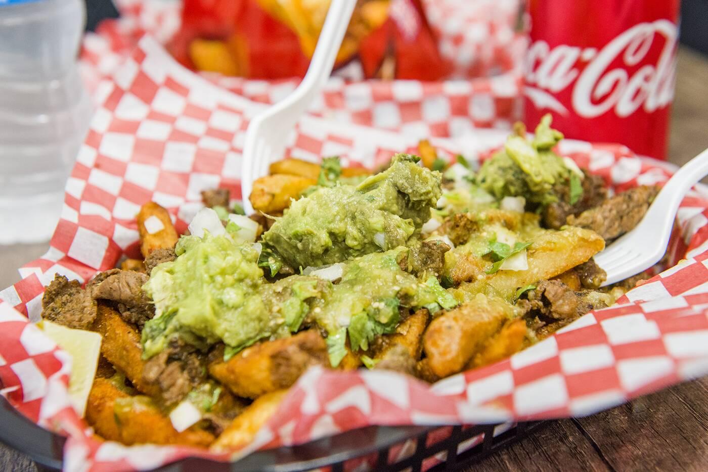 Tacos Baos Toronto