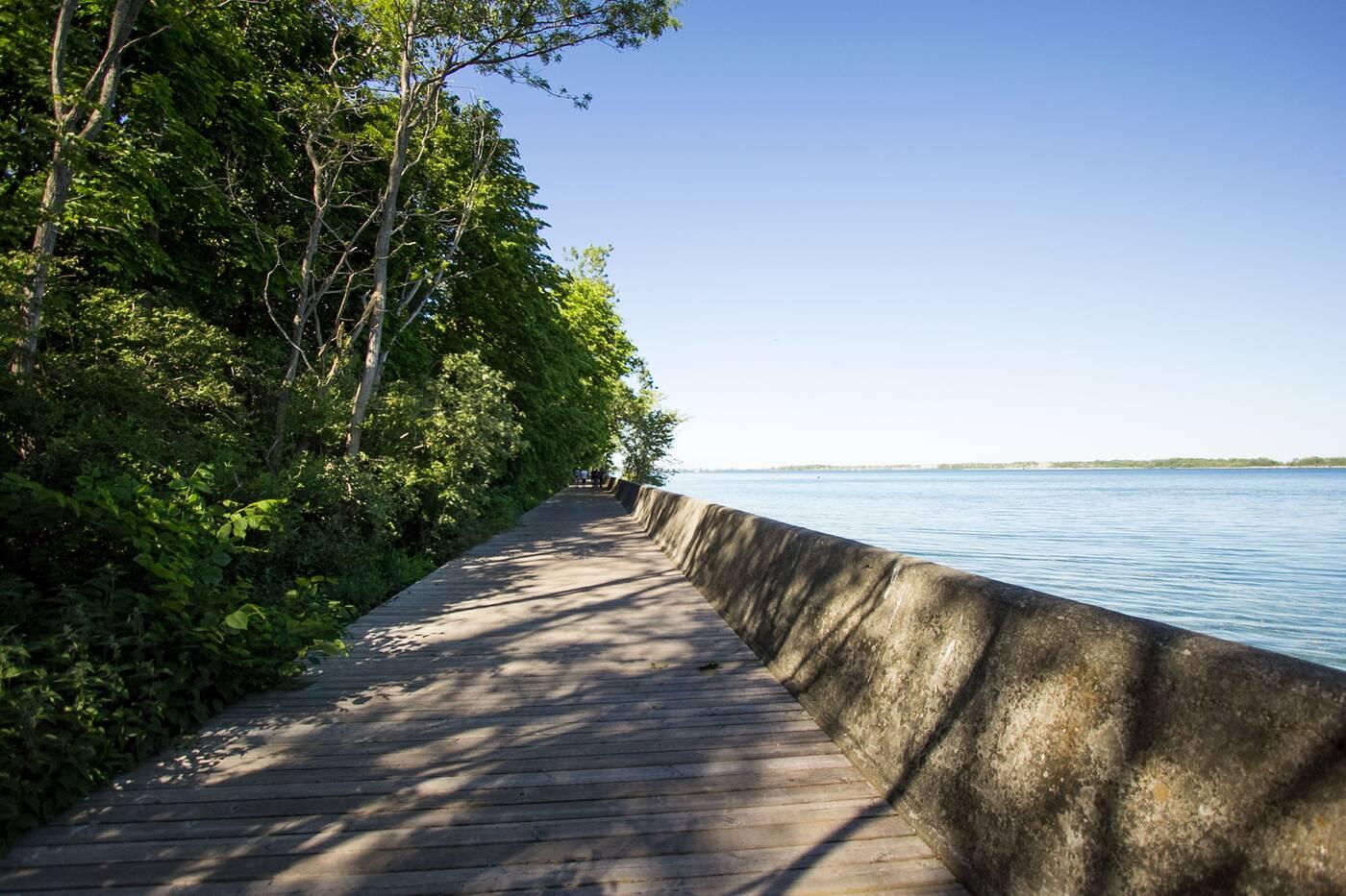 toronto island to do