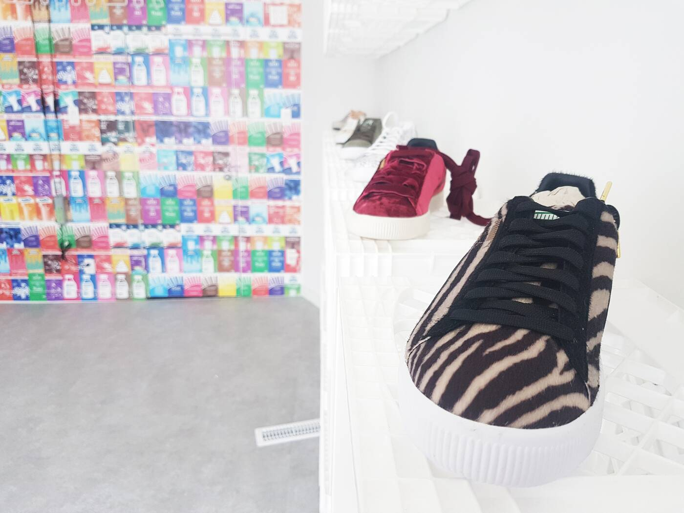 milk sneakers toronto