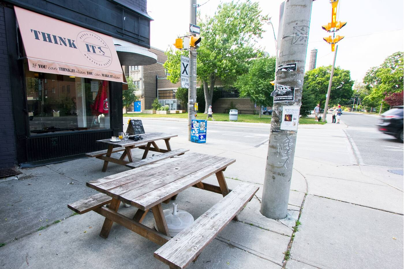 top new cafe patio toronrto