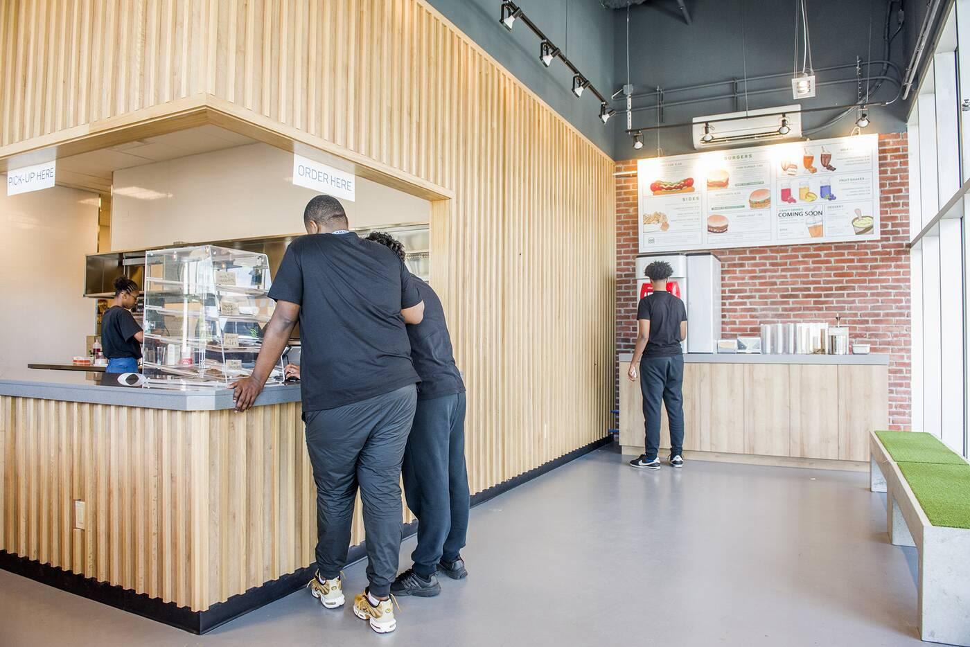 Burgers Park Toronto