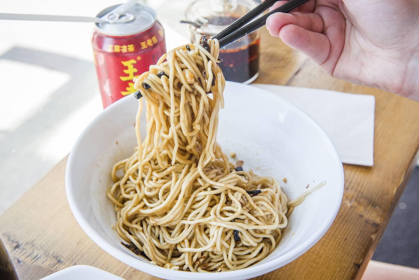 Sang Ji Fried Bao Toronto