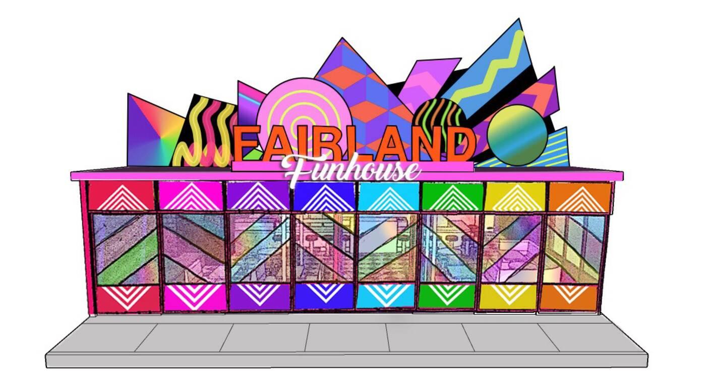 fairland fun house