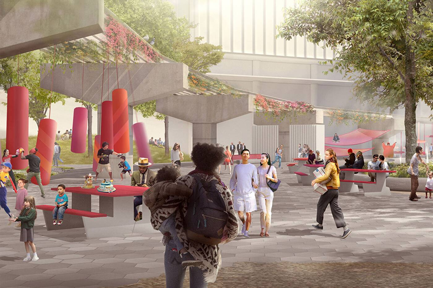 waterfront park design competition