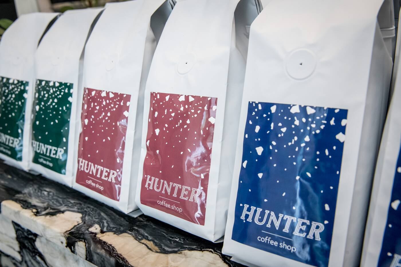 Hunter Coffee Toronto