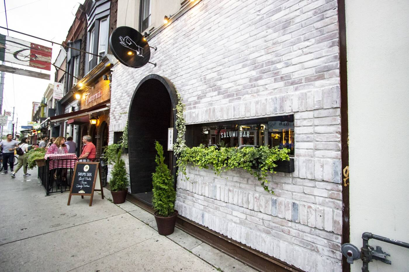 Salumi Bar Toronto