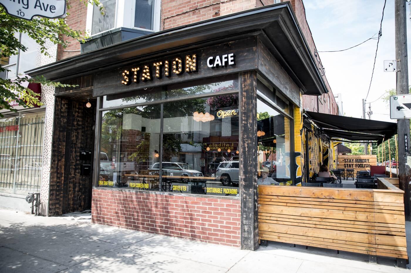 Station Cafe Toronto