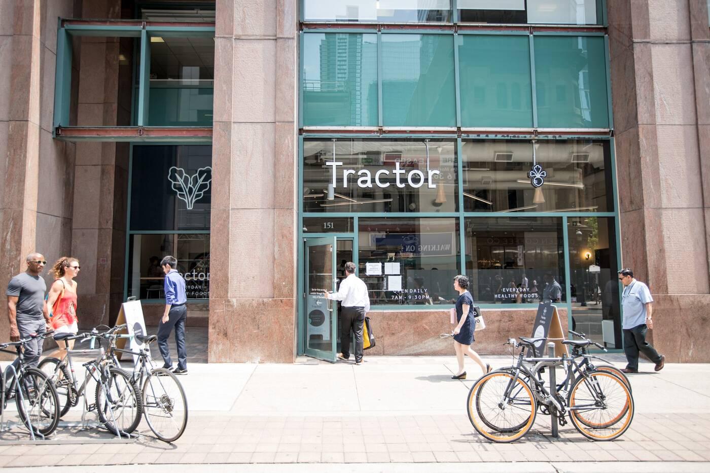 Tractor Foods Toronto