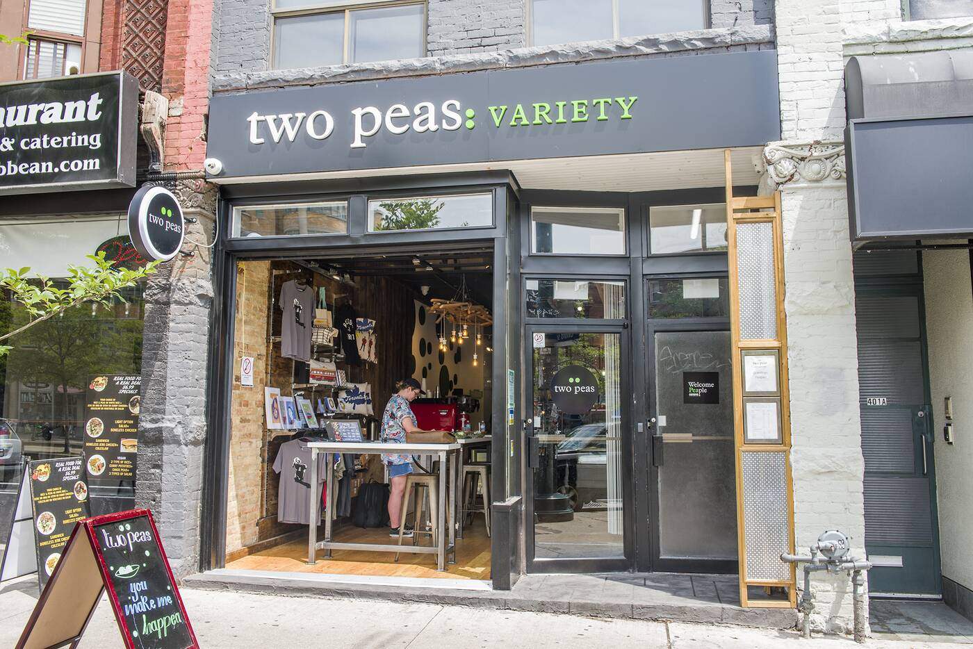 Two Peas Variety Toronto