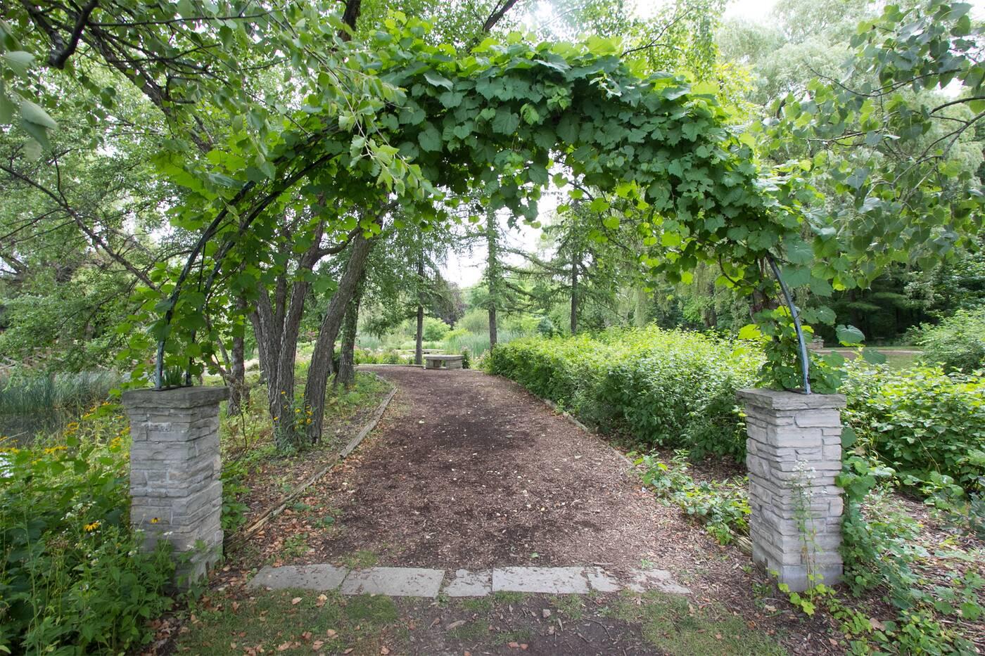 humber arboretum toronto