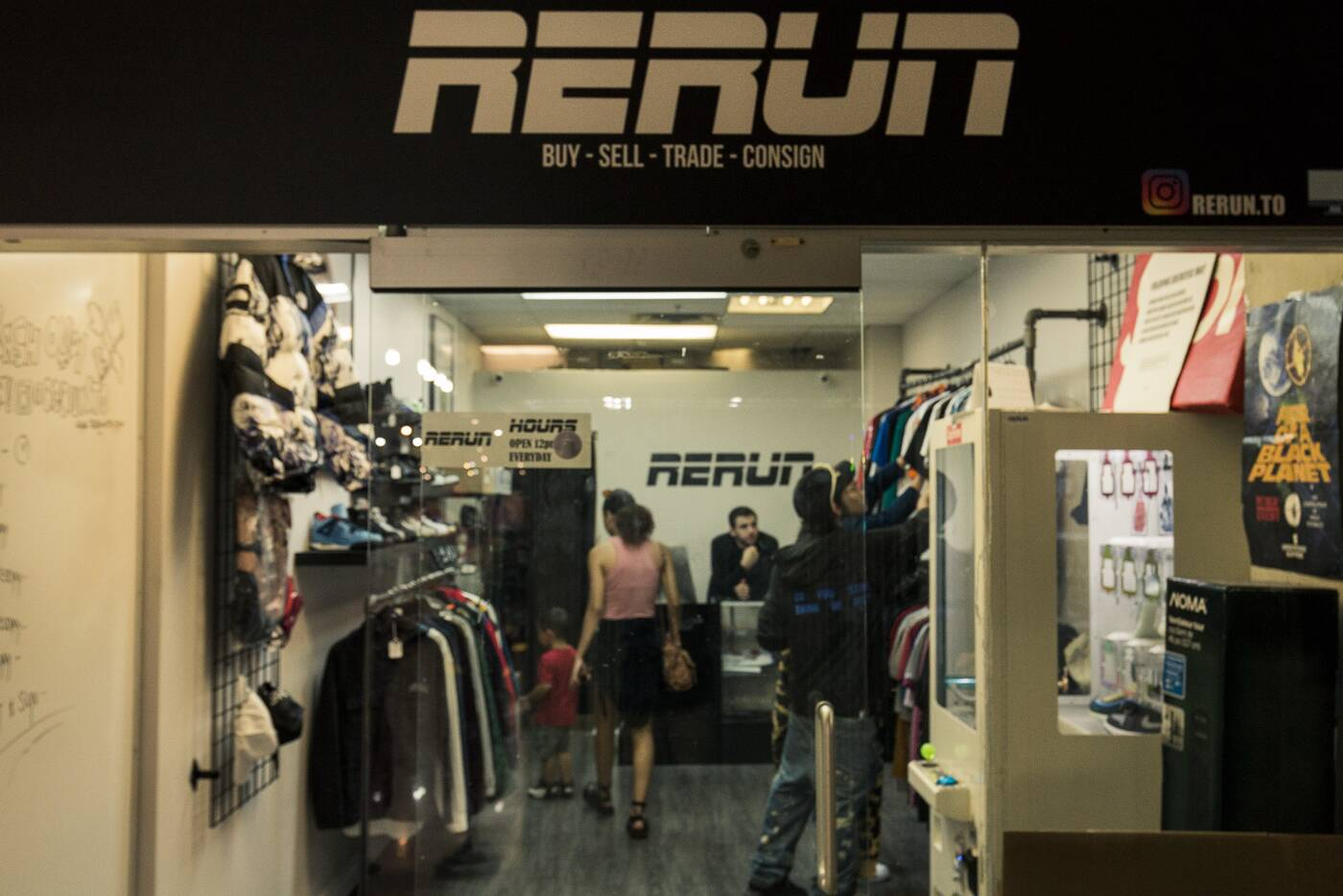Rerun Toronto