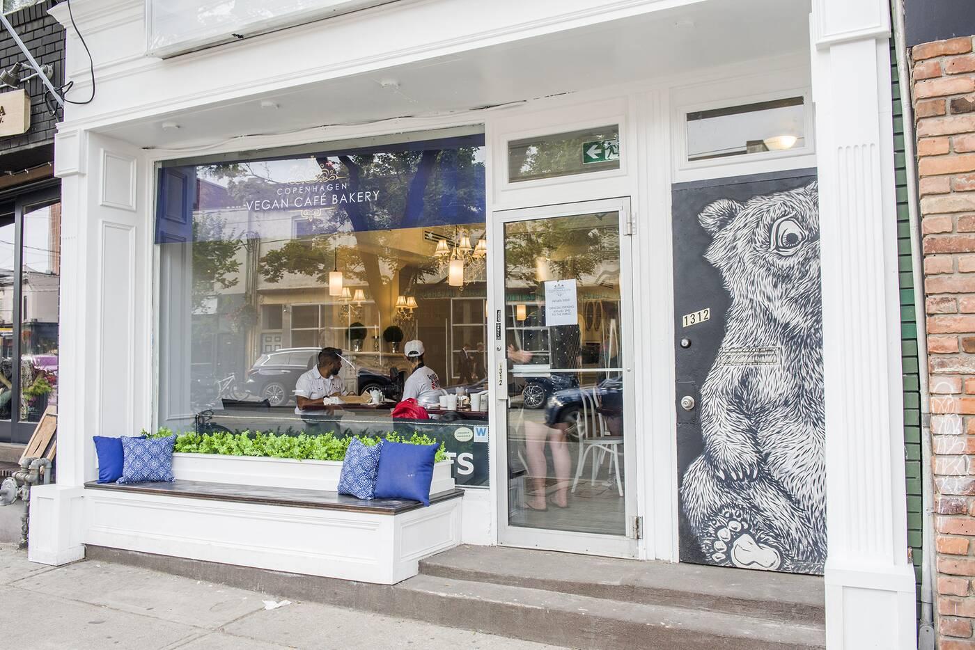Copenhagen Vegan Cafe Toronto