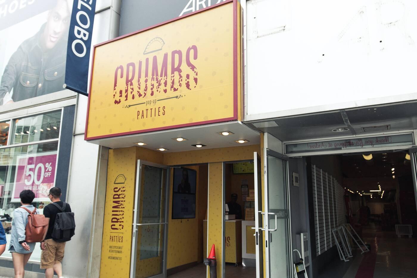 Crumbs Patties Toronto