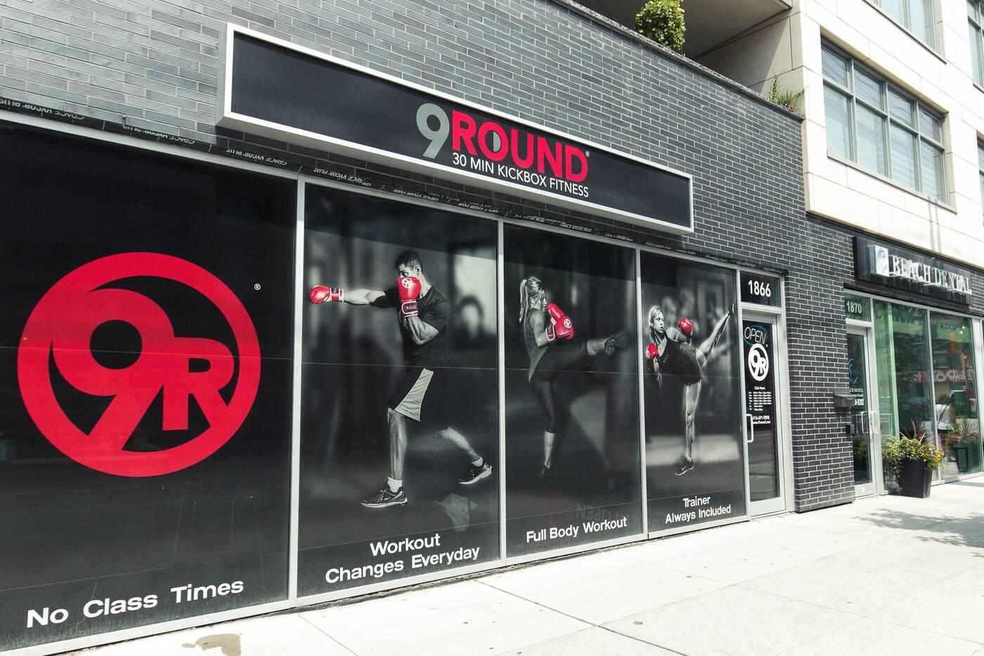 9Round Toronto