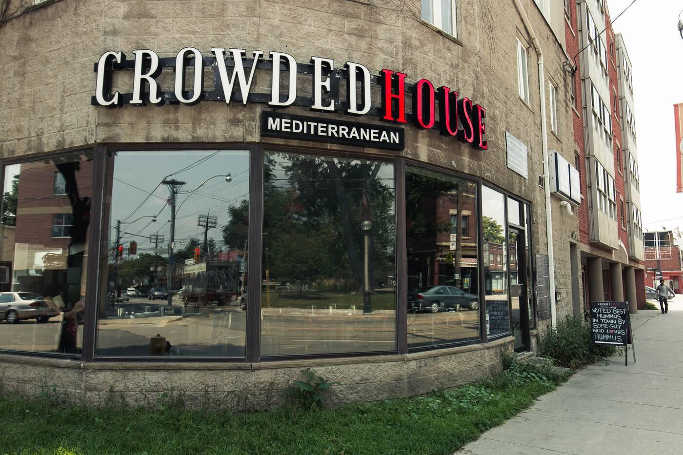 Crowded House Toronto