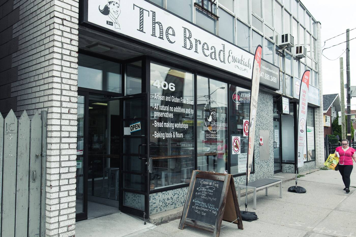 The Bread Essentials Toronto