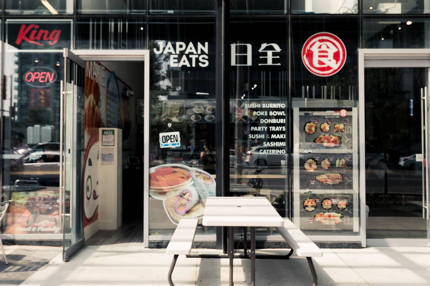 Japan Eats Toronto