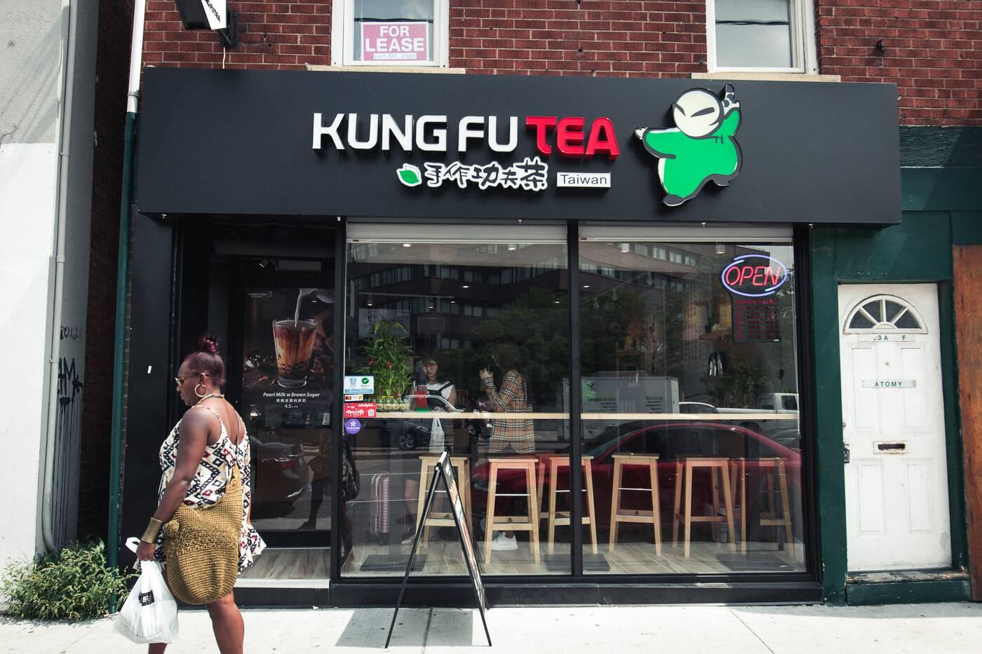 Kung Fu Tea Toronto