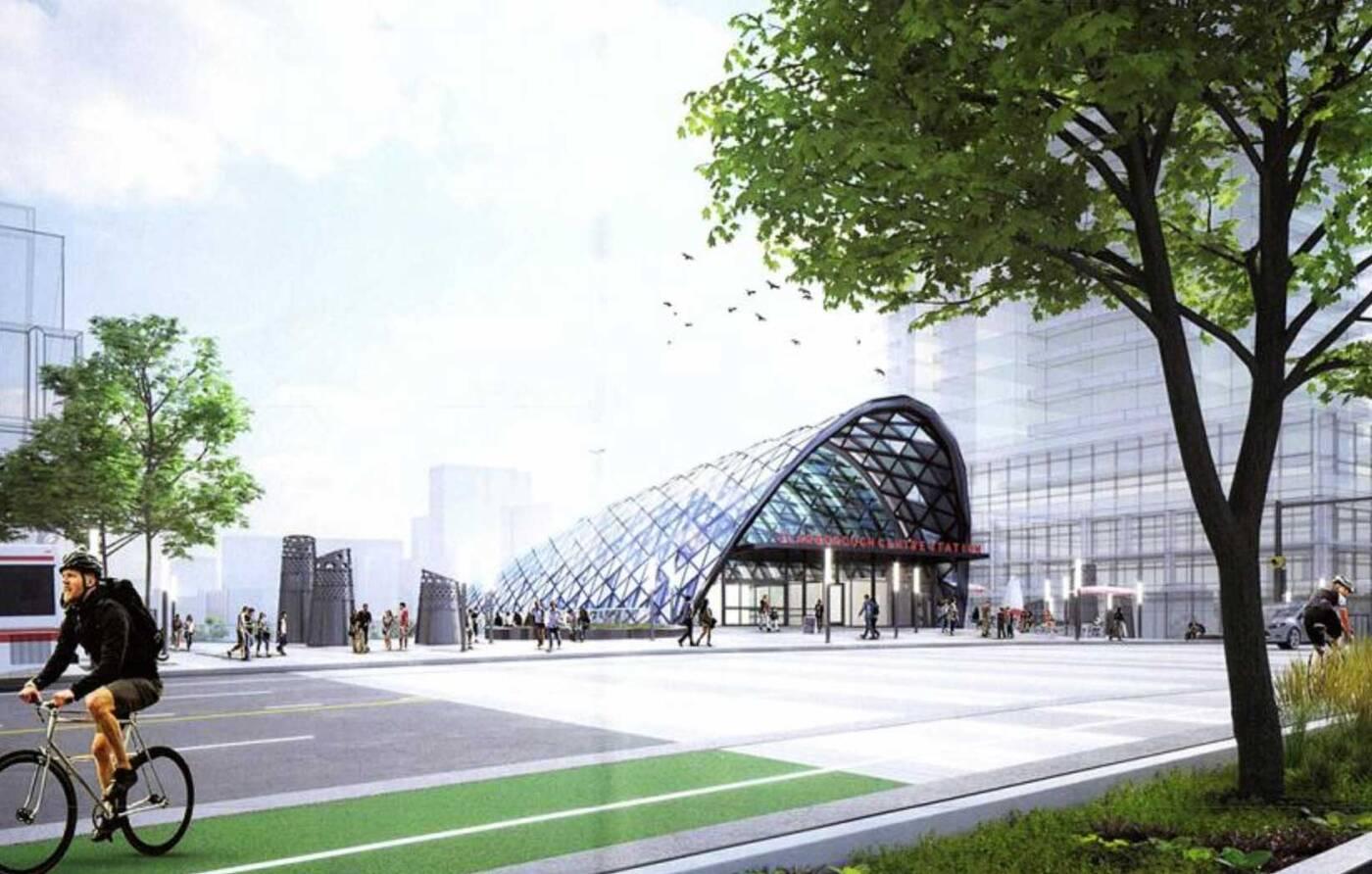 scarborough centre station